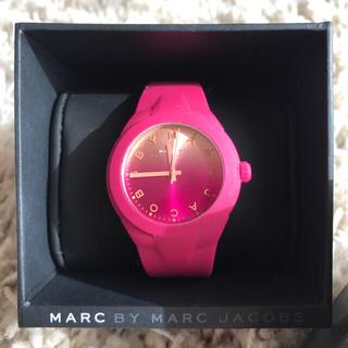 マークバイマークジェイコブス(MARC BY MARC JACOBS)の【限定お値引き】MARC BY MARC JACOBS ♡ マーク 腕時計 (腕時計)