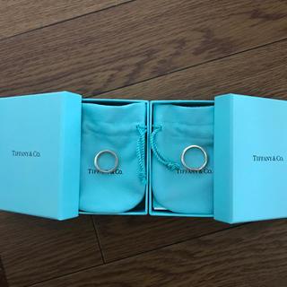ティファニー(Tiffany & Co.)のティファニー  ペアーリング  (リング(指輪))