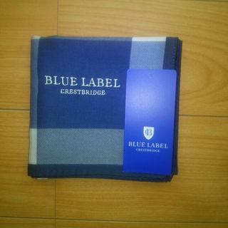 バーバリーブルーレーベル(BURBERRY BLUE LABEL)のバーバリー ブルーレーベル ハンカチ blue label(ハンカチ/ポケットチーフ)