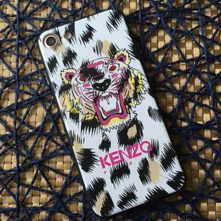 ケンゾー(KENZO)のKENZO ケンゾー iPhone7用ハードカバー(iPhoneケース)