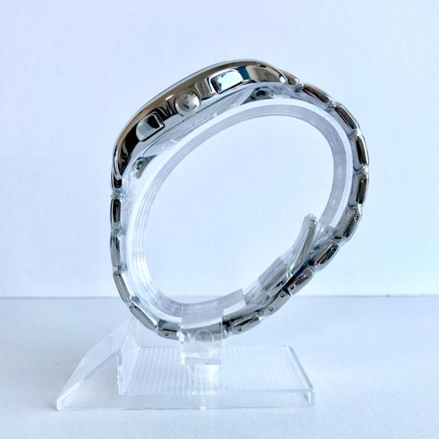 Emporio Armani(エンポリオアルマーニ)のエンポリオアルマーニ AR1787 シルバー×ブルー メンズの時計(腕時計(アナログ))の商品写真