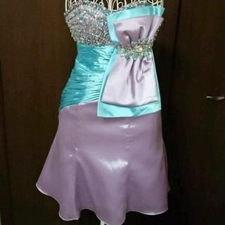リボンキャバドレス(๑♡∀♡๑)(その他ドレス)
