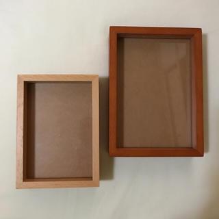 ムジルシリョウヒン(MUJI (無印良品))の無印良品 ブナ材フォトフレーム(フォトフレーム)