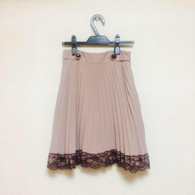 PRIME PATTERN(プライムパターン)のプリーツスカート レディースのスカート(ひざ丈スカート)の商品写真