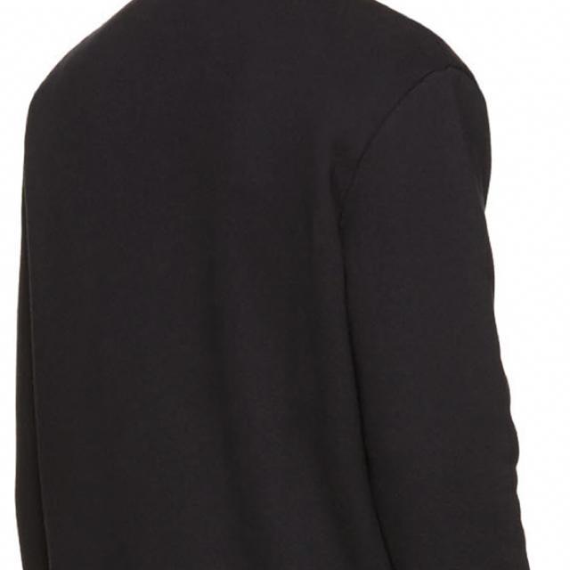 【mmさん 専用】スウェット トレーナー 黒 S メンズのトップス(スウェット)の商品写真