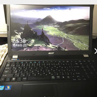 エイサー(Acer)のWindows10 core i3 メモリ 2GB HDD 240GB(ノートPC)