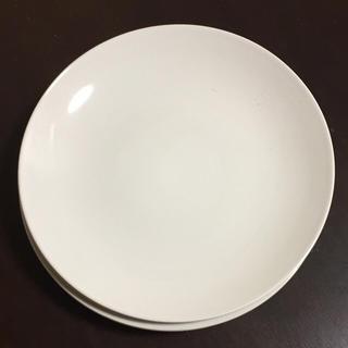 パーティ活躍 大きめ丸皿 4枚 (食器)