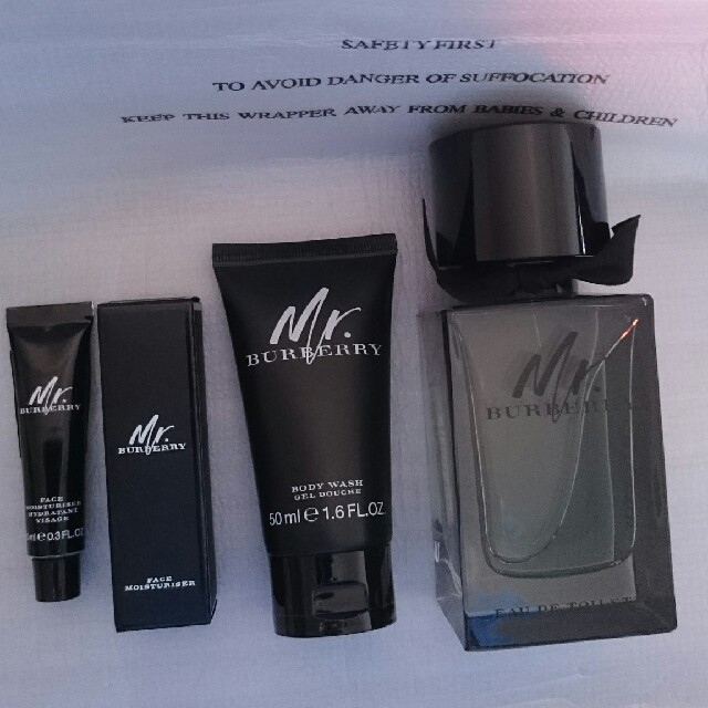BURBERRY(バーバリー)のMr.BURBERRY オードトワレ ミスターバーバリー コスメ/美容の香水(ユニセックス)の商品写真