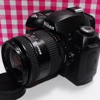 ニコン(Nikon)の❤ドキドキ・ワクワクの予感❤Nikon D70 レンズキット✨(デジタル一眼)