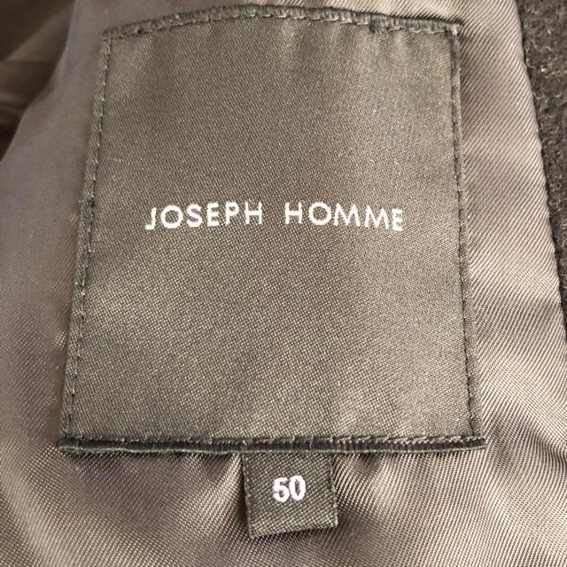 JOSEPH(ジョゼフ)のジョセフオム50サイズメンズシングルショートコート メンズのジャケット/アウター(その他)の商品写真