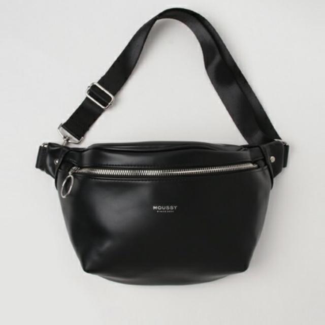 86c8676f74f2 moussy(マウジー)のmoussy 新作 完売 WAIST&SHOULDER BAG レディースのバッグ(ショルダーバッグ