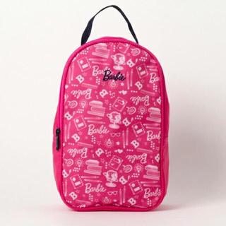 バービー(Barbie)の❤️2017新作タグ付き❤️バービー  Barbie❤️アリム シューズケース(シューズバッグ)