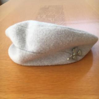 トゥモローランド(TOMORROWLAND)のPut on  ベージュベレー帽♡(ハンチング/ベレー帽)