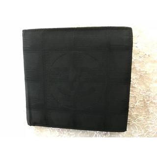 シャネル(CHANEL)のCHANEL/シャネル ニュートラベルライン 二つ折り財布 (財布)