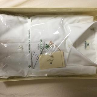 ルイジボレッリ(LUIGI BORRELLI)の値下げ中・新品・未使用・シャツ・ルイジボレッリ(シャツ)