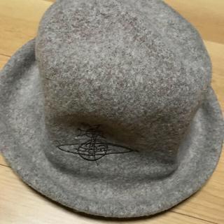 ヴィヴィアンウエストウッド(Vivienne Westwood)のヴィヴィアンウエストウッド  帽子 値下げ最終(ニット帽/ビーニー)