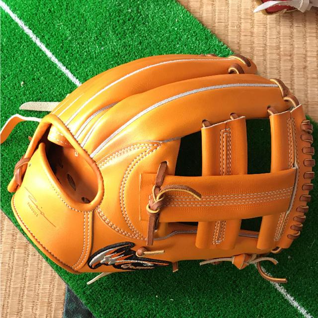 ONYONE(オンヨネ)のアイピーセレクト 硬式内野手十河モデル スポーツ/アウトドアの野球(グローブ)の商品写真
