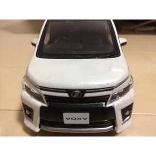 トヨタ(トヨタ)のVOXY非売品トヨタ80系ZSミニカー(その他)
