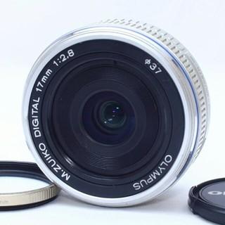 オリンパス(OLYMPUS)のオリンパス 単焦点 パンケーキ(レンズ(単焦点))