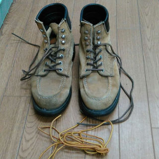 レッドウィング(REDWING)のレッドウィング スエード ブーツ(ブーツ)