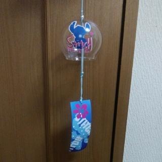 ディズニー(Disney)のディズニー スティッチ風鈴(風鈴)