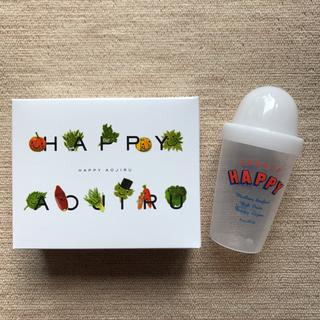 マザー(mother)のHAPPY AOJIRU ハッピー青汁 シェイカー付き(青汁/ケール加工食品)