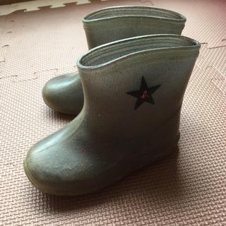 アニエスベー(agnes b.)のポコ美様  専用  長靴  14cm  アニエス べー(長靴/レインシューズ)