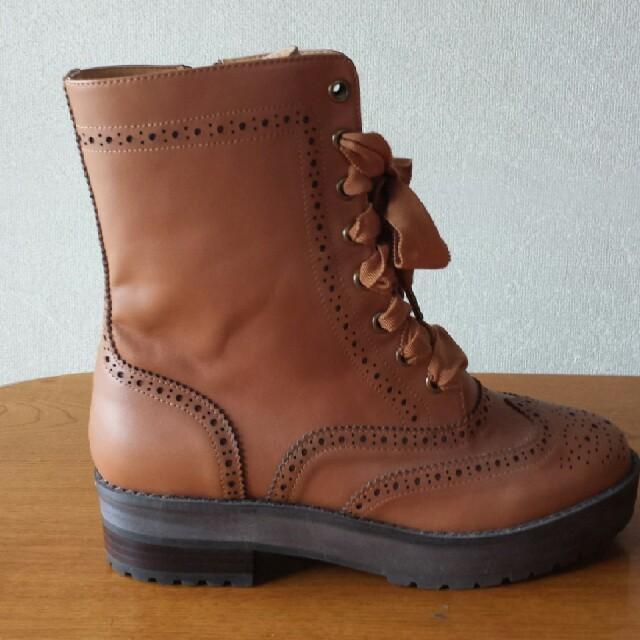 PINK HOUSE(ピンクハウス)の【新品】ピンクハウス☆ブーツ レディースの靴/シューズ(ブーツ)の商品写真