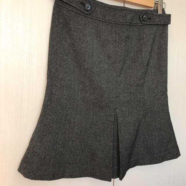 BLACK by moussy(ブラックバイマウジー)の未使用☆ブラックバイマウジー スカート レディースのスカート(ひざ丈スカート)の商品写真