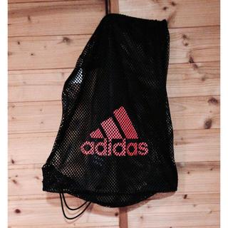 アディダス(adidas)の新品 アディダス メッシュバッグ(リュック/バックパック)