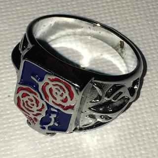進撃の巨人コスプレや普段使いにどうぞ。バラの紋章の指輪です。駐屯兵団(リング(指輪))