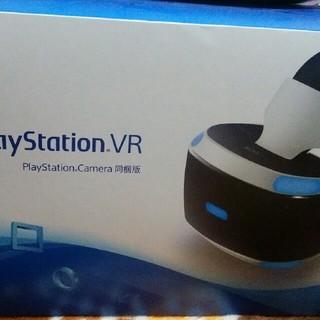 プレイステーションヴィーアール(PlayStation VR)のPSVR(カメラ同梱版)(家庭用ゲーム機本体)
