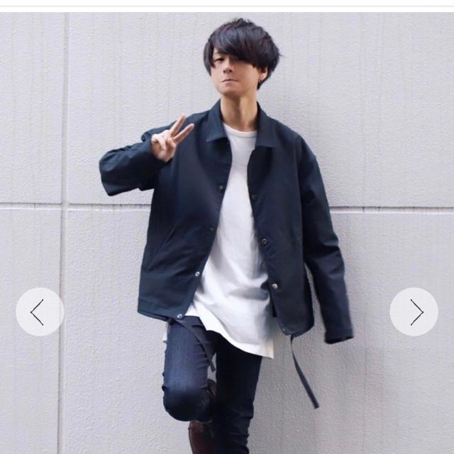 Lidnm Peツイルコーチジャケットの通販 By たけ S Shop ラクマ