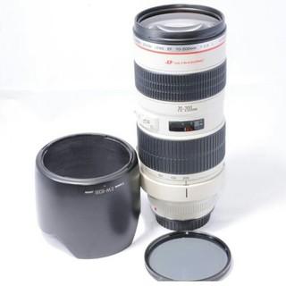 キヤノン(Canon)の美 Canon キャノン EF70-200m F2.8l USM(レンズ(ズーム))