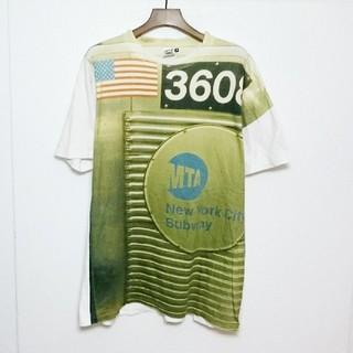 エルブラウン(EL.Brown)のEl BrownのフォトデザインTシャツ(Tシャツ/カットソー(半袖/袖なし))
