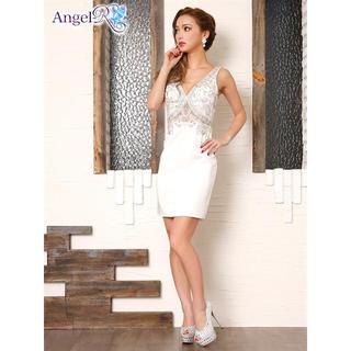エンジェルアール(AngelR)のAngel R♡完売品♡大人気♡ビジュー♡ミニドレス(ミニドレス)