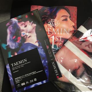 シャイニー(SHINee)のTAEMIN THE 1st STAGE 日本武道館(K-POP/アジア)