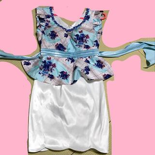 デイジーストア(dazzy store)のペプラムミニドレス(ナイトドレス)