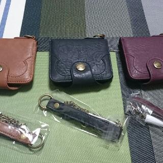 ディッキーズ(Dickies)のディッキーズ財布 三色 新品(折り財布)