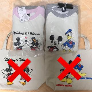 シマムラ(しまむら)のブラックフライデー ディズニー パジャマ バッグ 新品未使用(パジャマ)