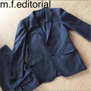 エムエフエディトリアル(m.f.editorial)のメンズ セットアップ スーツ m.f.editorial(セットアップ)