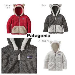 パタゴニア(patagonia)の新品未開封Patagonia Furly Friends Hoody 2T 3T(ジャケット/上着)