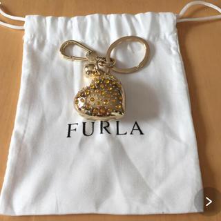 フルラ(Furla)の新品未使用♡FURLA ハートチャーム キーホルダー(キーホルダー)