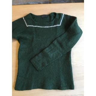 ミナペルホネン(mina perhonen)のミナペルホネン 薄手セーター キッズに(ニット)