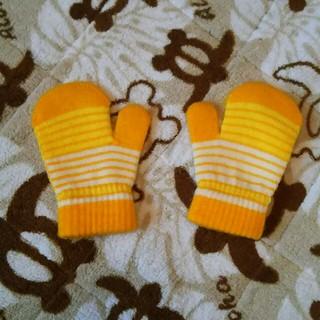 ハンドメイドのミトン(手袋)