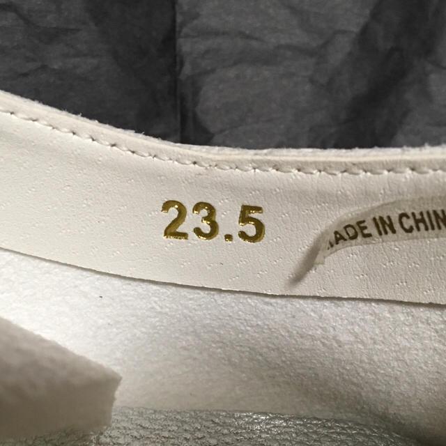 【新品】スニーカー レディースの靴/シューズ(スニーカー)の商品写真