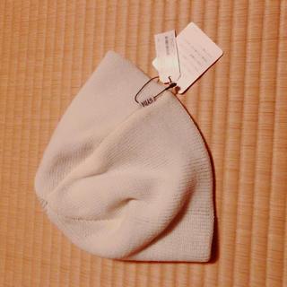 ジェイダ(GYDA)のジェイダ ニット帽 2Wey(ニット帽/ビーニー)