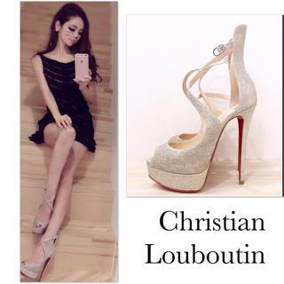 クリスチャンルブタン(Christian Louboutin)のクリスチャンルブタン GLITTER MINI(ハイヒール/パンプス)