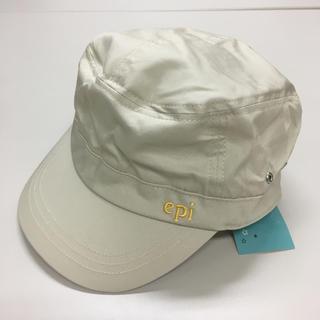 イーピーアイ(EPI)の新品☆帽子(帽子)