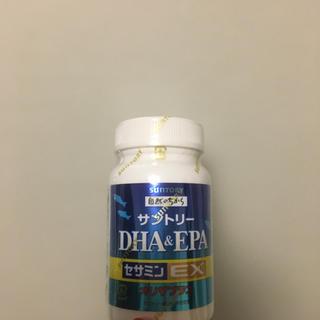 サントリー(サントリー)のサントリー セサミンEX DHA EPA サプリメント(その他)